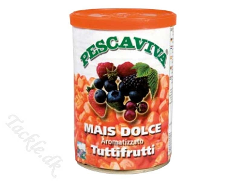 PESCAVIVA SWEETCORN/Majs 340 gr klar til brug - Original TUTTI FRUTTI