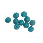 NT shock rubber beads/gummiperler 8 mm 10 stk.