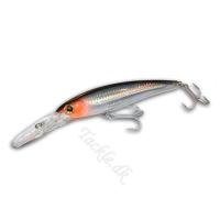 TRENDEX Pelikan Diver 14/18 cm 44 gr floating - Redhead/silver
