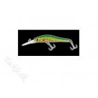 Hiper Catch MORAY MINNOW wobler - 7 cm - 5,5 gr - Grøn/gul