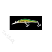 Hiper Catch MORAY MINNOW wobler - 7 cm - 5,5 gr - Grøn/guld