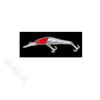 Hiper Catch MORAY MINNOW wobler - 7 cm - 5,5 gr - Rød/sølv