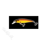 TAKE - Fat Minnow - Red/yellow tiger 8 cm - 11,4 gr synkende