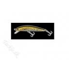 Hiper Catch LYNX MINNOW wobler - 9 cm - 9 gr - Sort/guld