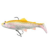 Savage Gear 3D Trout Rattle shad 20,5 cm - 120 gr.- Golden albino rainbow 02