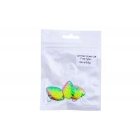 Nordic colorado spinnnerblad til fremstilling af forfang/rigs - 5 stk. - firetiger